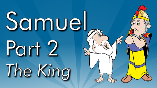 Samuel leads God's people all his life only for them to demand a king to rule over them instead and God sends Samuel to find the man he has chosen to be the first King of Israel